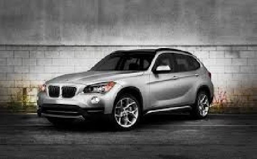 نقشه ماشین BMW X1